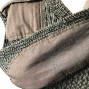 Sweaters - Vintage Army Green Military Sweater
